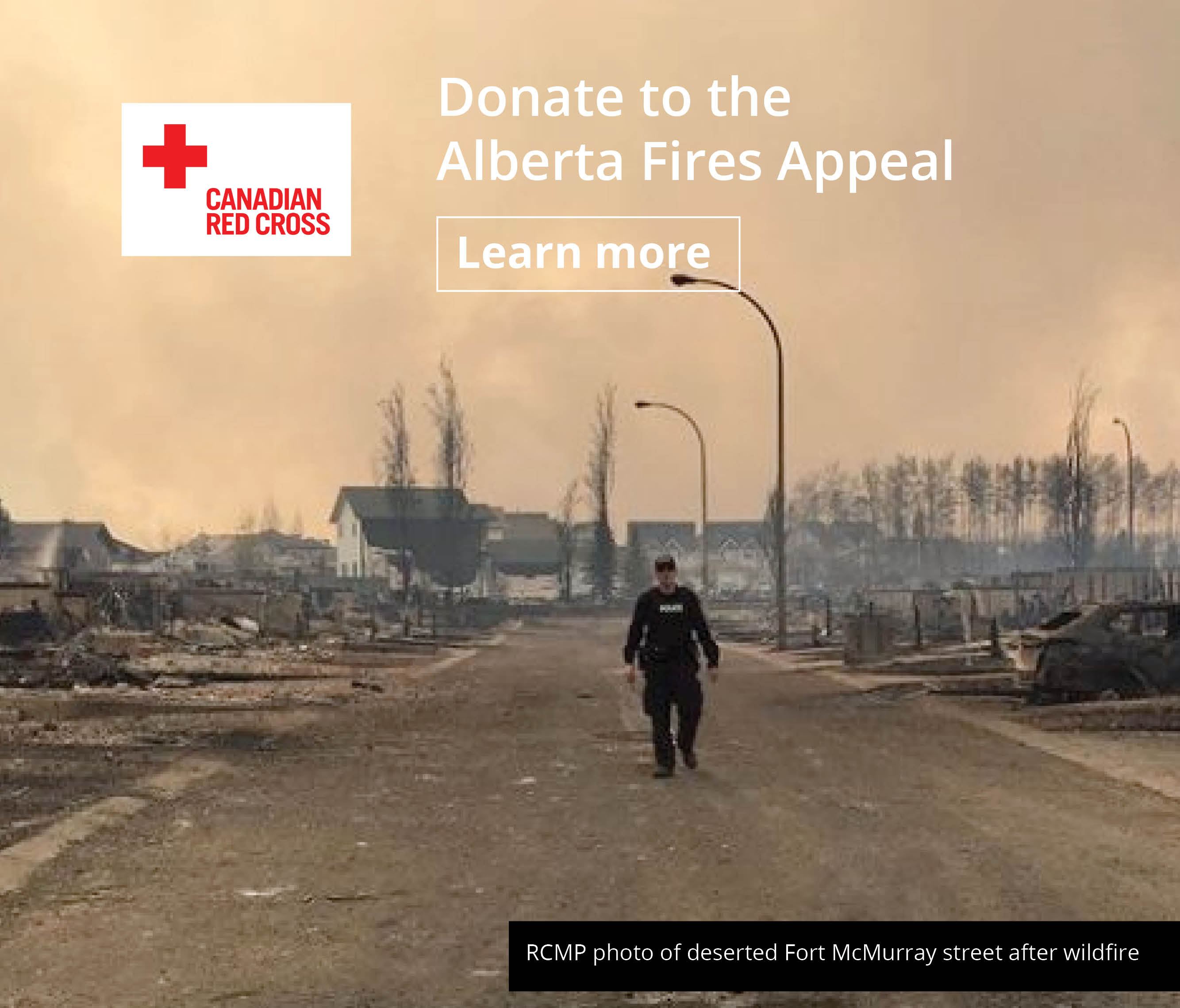 Donate to the Alberta Fires Appeal