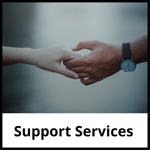 more information on support services
