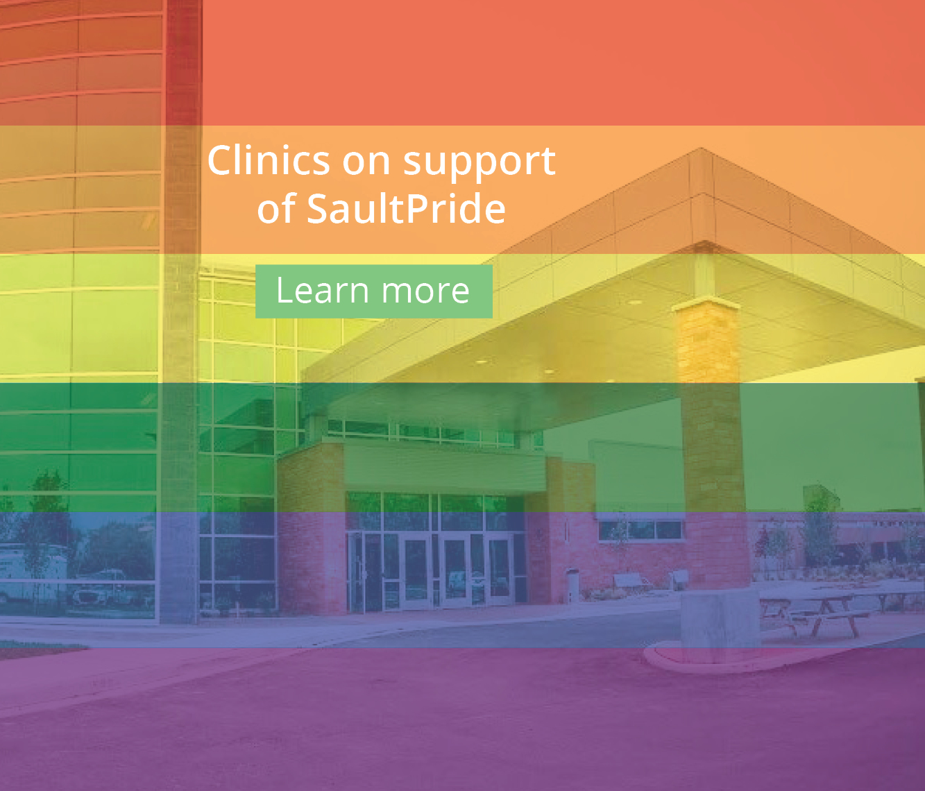 Clinics in support of SaultPride